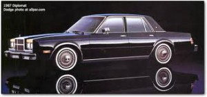 diplomat 2 black car